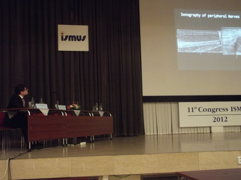 ISMUS 2012 Congress in Piestany